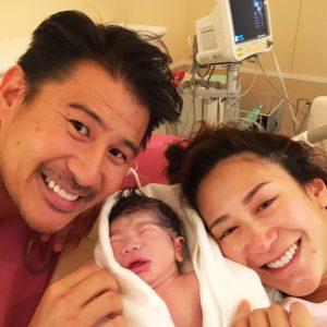 神山まりあさん出産体験「上品なお産をする!が、私の目標でした」前編