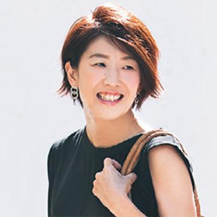 塚田有紀子さん (VERYライター)