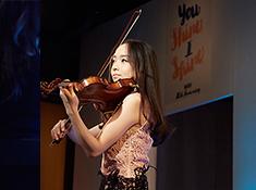 宮本笑里さん バイオリンコンサート