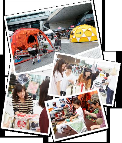VERY Fes.2016 Report Vol.3 @二子玉川ライズ・中央広場